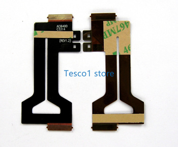 Shaft rotating LCD Flex Cable For Casio EX-ZR50 ZR51 ZR55 Repair Part