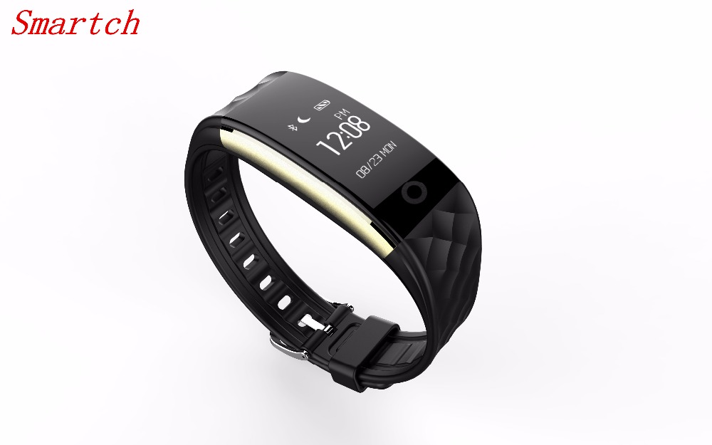 Smartch 2017 New S2 Bluetooth Smart Band Waterproof Touch Screen Wristband Heart Rate Monitor Smartband Bracelet