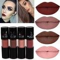 2017 New Lipstick Matte Long Lasting Pigment Nude Lip Tint Hot Brand Holiday Miss Rose Makeup Kit Liquid Matte Red Lipstick