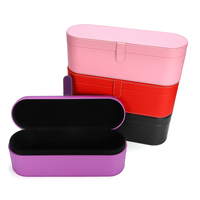 PU Leather Storage Organization Travel Case Hair Dryer Hard Case Cover Portable Storage Pouch For Dyson For Supersonic HD01