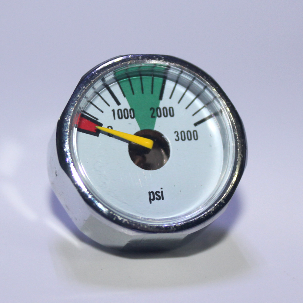 Image 4 - New Paintball Acessorios PCP Air Gun Airsoft Mini Gauge Manometer 350bar  300psi  1500psi  3000psi  5000psi  6000psi 1/8NPT-in Paintball Accessories from Sports & Entertainment