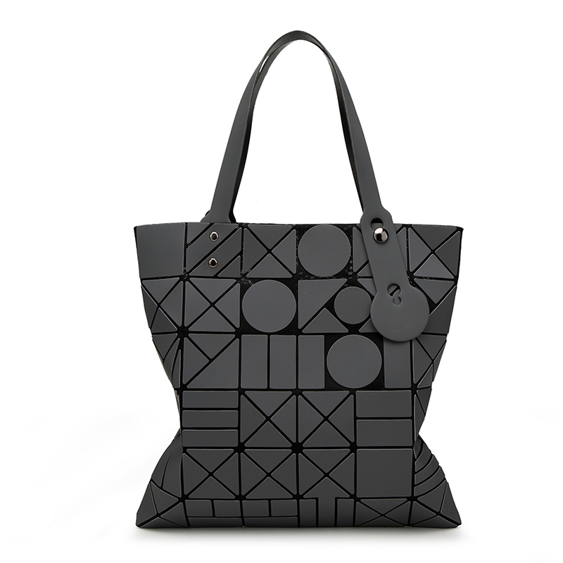 ФОТО Ladies Bag Big European Women Hand Bag tote Geometric large Bao Bao Bag Luxury Brand High Quality BaoBao Handbag Bags Designer