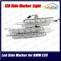 2015 New Products Modern Led Side Lamp Auto Car Exterior Lights E39 LED Side Lights Marker