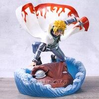 Naruto Namikaze Minato Gama Bunta PVC Naruto Shippuden Action Figure Statue Collectible Model Kids Toys