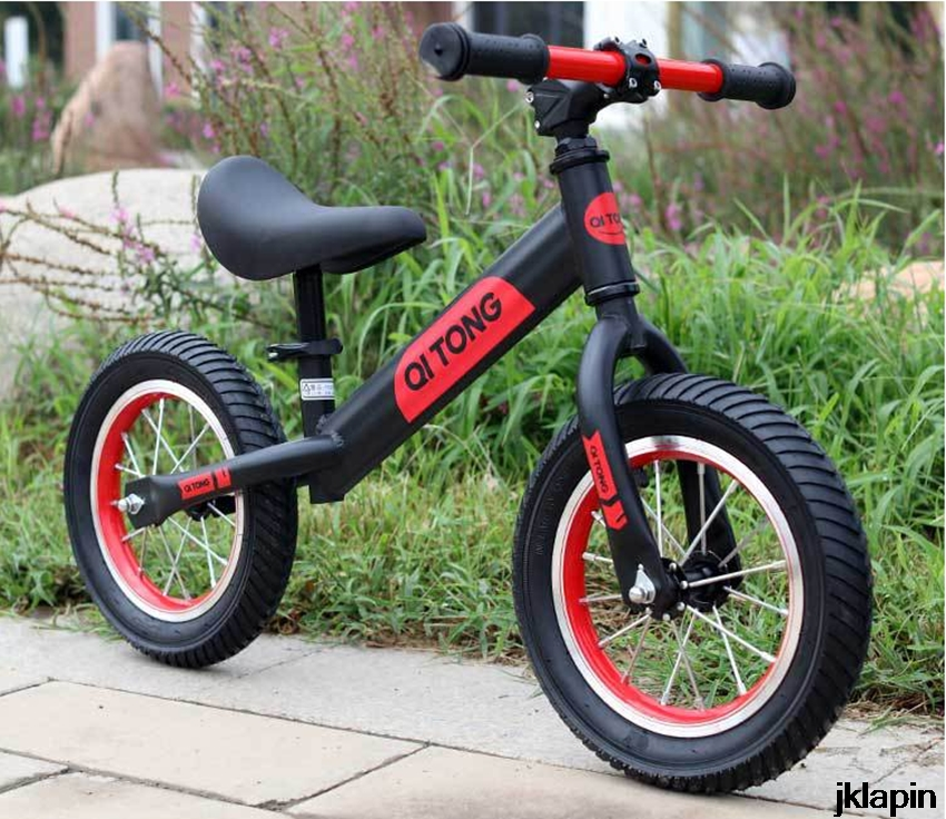 HTB1flhRdR1D3KVjSZFyq6zuFpXaO Children's Balance Bike No Pedal Slide Baby Scooter Child Two-wheel Bicycle Stroller