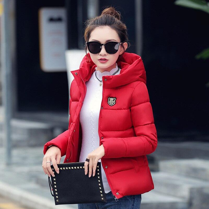 Autumn Winter   Basic     Jacket   Women Coat Fashion Female   Jacket   Women Parkas New   Jackets   Wadded Jaqueta Feminina Inveno Tops