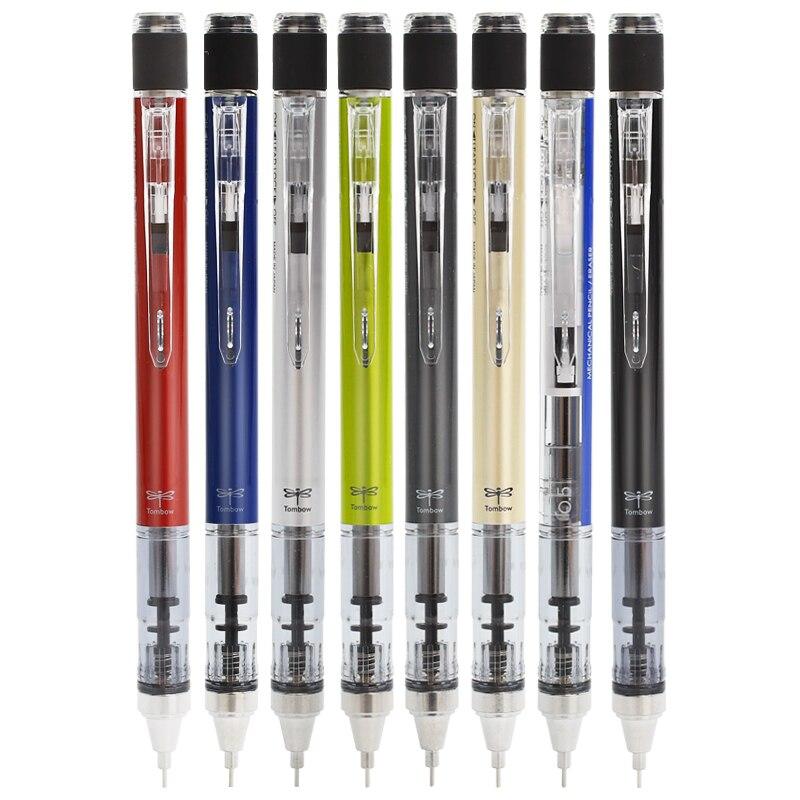 TOMBOW 0,3/0,5mm MONO graph Druckbleistift Professionelle Zeichnung Graphit Ausarbeitung Bleistifte für Schulbedarf