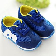 New Children Shoes Girls Boys Sport Shoes Antislip Soft Bottom Kids Fashion Sneaker Comfortable Breathable Mesh(Baby/Little Kid)