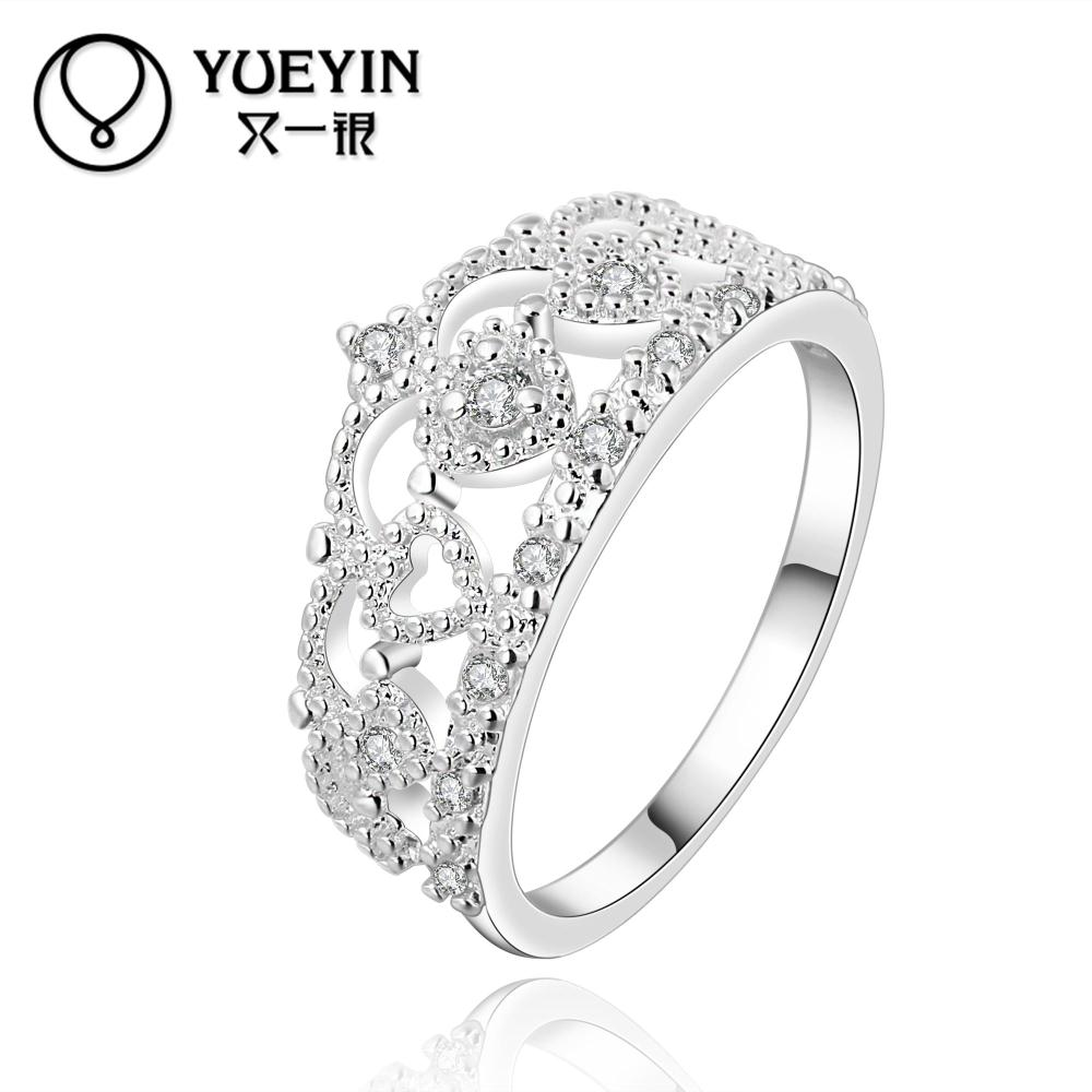 R106 On sale African Dubai jewelry wedding rings for women vintage ...