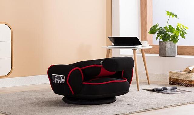 360 Rotation Swivel Rocker Gaming Chair  6