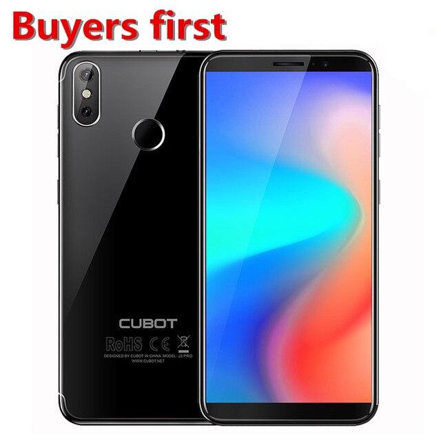 original Cubot J3 PRO 4G LTE Smartphone 5.5 FHD Android GO MT6739 Quad core 1GB RAM 16GB ROM Fingerprint ID 13.0MP Mobile phoneoriginal Cubot J3 PRO 4G LTE Smartphone 5.5 FHD Android GO MT6739 Quad core 1GB RAM 16GB ROM Fingerprint ID 13.0MP Mobile phone