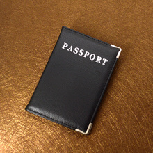 Cute Passport Cover for Worldwide Women Covers on The Passports Femme Traval Pu Leather Passport font