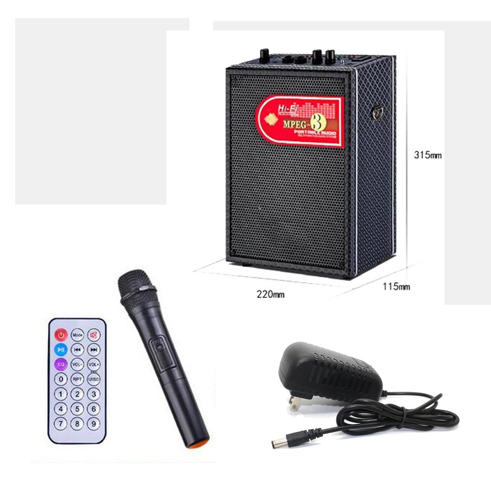 Chimole Outdoor Bluetooth kõlarid Kõrge kvaliteediga 100 W suure - Kaasaskantav audio ja video - Foto 3