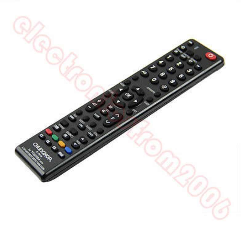 OOTDTY Универсальный ЖК-светодиодный HDTV пульт дистанционного управления для Toshiba E-T919 телевидения