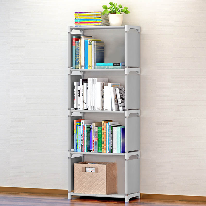 Five Layers Room Organizer Bathroom Storage Bookshelf Holders Racks Storage Racks Office Organizer Bookshelves for Office