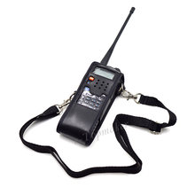 XQF Erweiterte Leder Soft Case Tasche für Baofeng UV-5R 3800mAh Tragbare Radio Walkie Talkie UV 5R TYT TH-UVF9 TH-F8 TH-UVF9D(China)