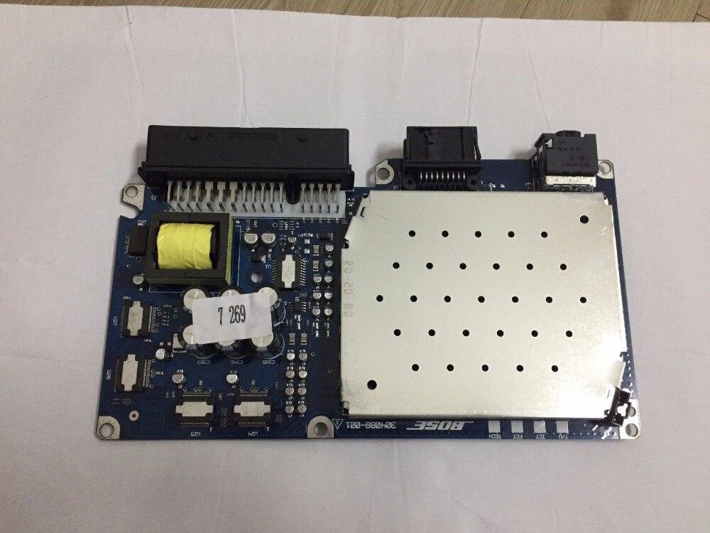 imágenes para Marca nuevo Amplificador Principal Circuito PCBA Para AUDI MMI 2G A6 A6L C6 Q7 05-08 07-09