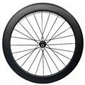 700c велосипедные колеса 38/50/60 мм глубокие трубчатые дорожные задние колеса 25 мм ширина R36 велосипедные шоссейные колеса AC3 тормозные Углеродн...