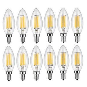 10pcs E14 LED Bulb AC220/240V