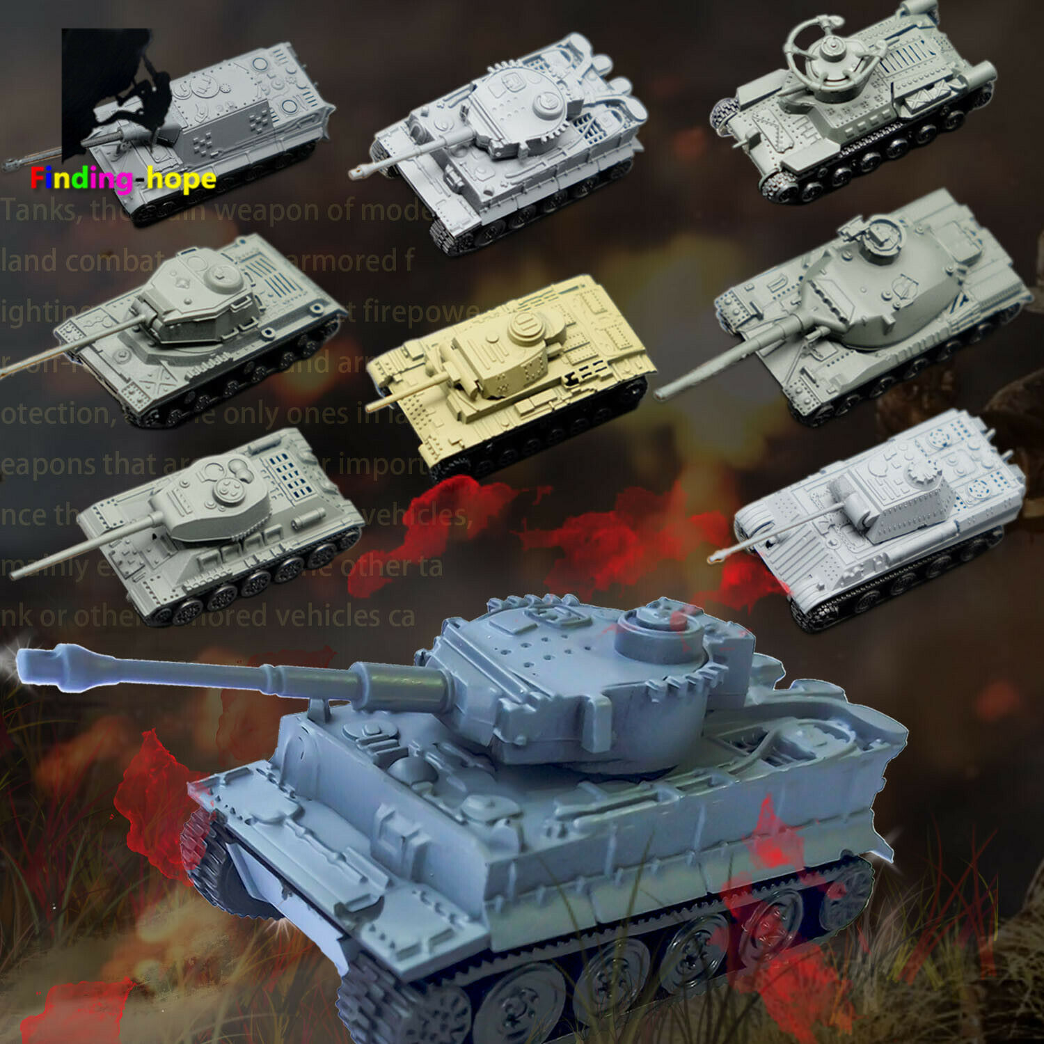 Voyager BR35034 1//35 WWII Russian T-34 Tank taillights (GP)