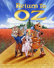 The Wizard of Oz Return to Vintage Movie Art Wall Decor Silk Print Poster