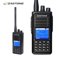 Zastone D900 dmr الرقمية يتحملها uhf 400-470 ميجا هرتز تردد الراديو hf transceiver في موسكو المحمولة الرقمية اثنين اتجاهين راديو