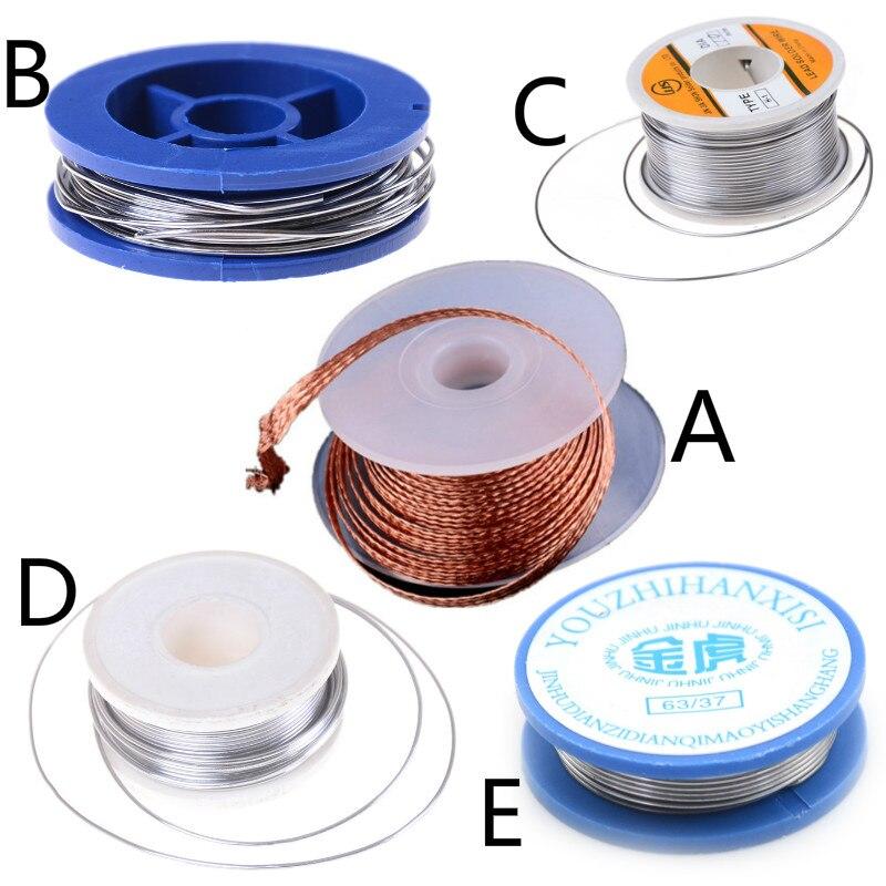 1.5mx2mm Solder Wire Desoldering Braid Solder Remover Copper Wick