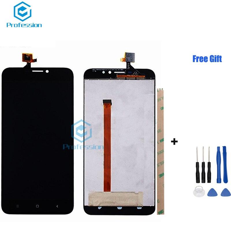 5.5 pouces Pour 100% D'origine Oukitel U20 PLUS Écran LCD Affichage et Écran Tactile Digitizer Assemblée Remplacement + Outils + adhésif
