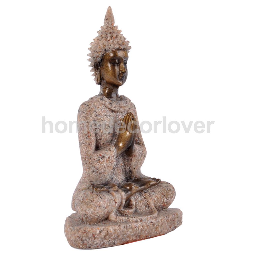 Koča Peščenjak Meditacija kipa Bude Marmorna skulptura Ročno - Prazniki in zabave