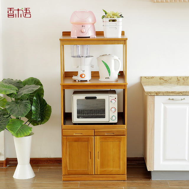 Good Modern Minimalist Wood Sideboard Combination Microwave Oven Cabinet Kitchen  Cabinets Lockers Cabinet Sideboard High Electrical C