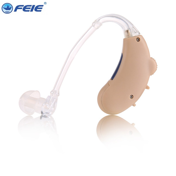 earphones deaf small hearing  bte micro ear  analog hearing aid BTE S-188 free shipping analog bte hearing aid deaf sound amplifier s 288 deaf aid with digital processing chip free shipping