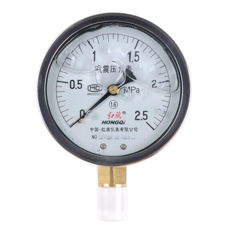 YN-Series General Pressure Gauge  YTN-100 0-25Mpa All Range  цены