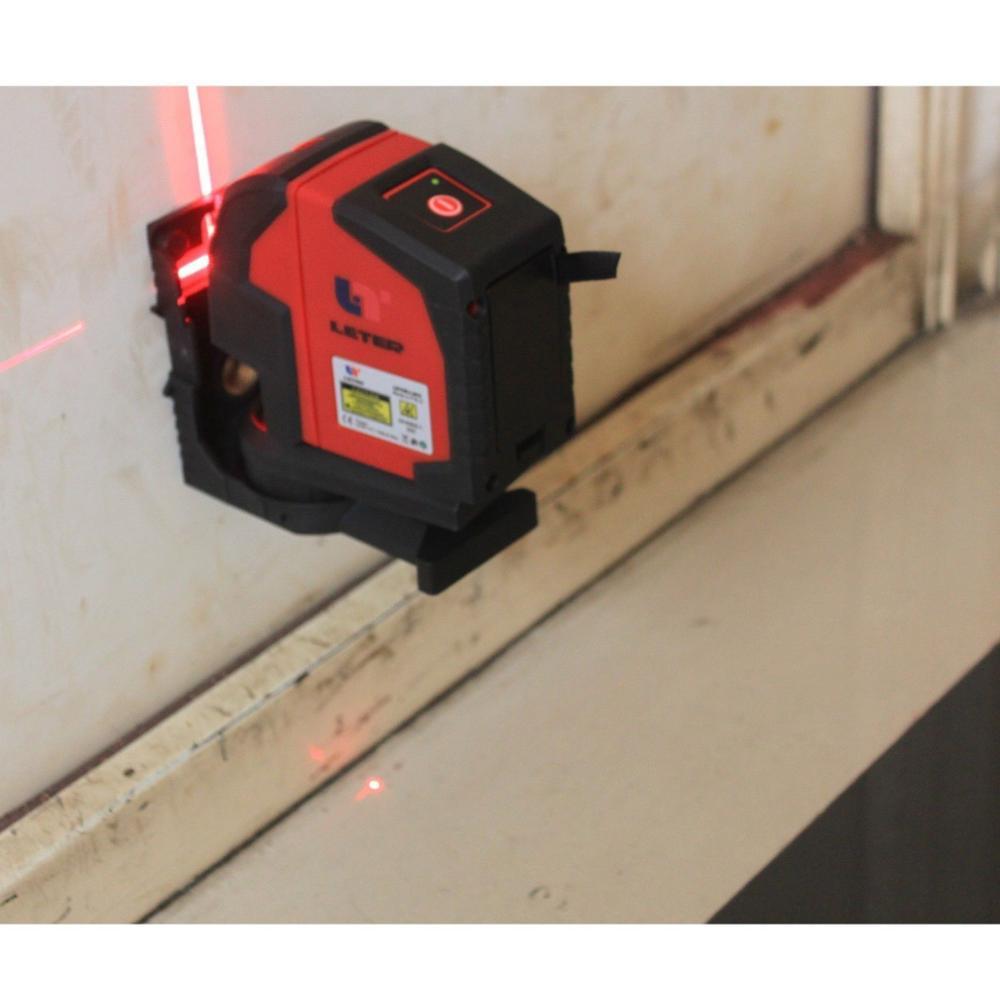 Neue Leter L2P2 Selbst Nivellierautomatik Laser Bob Laser Plumb