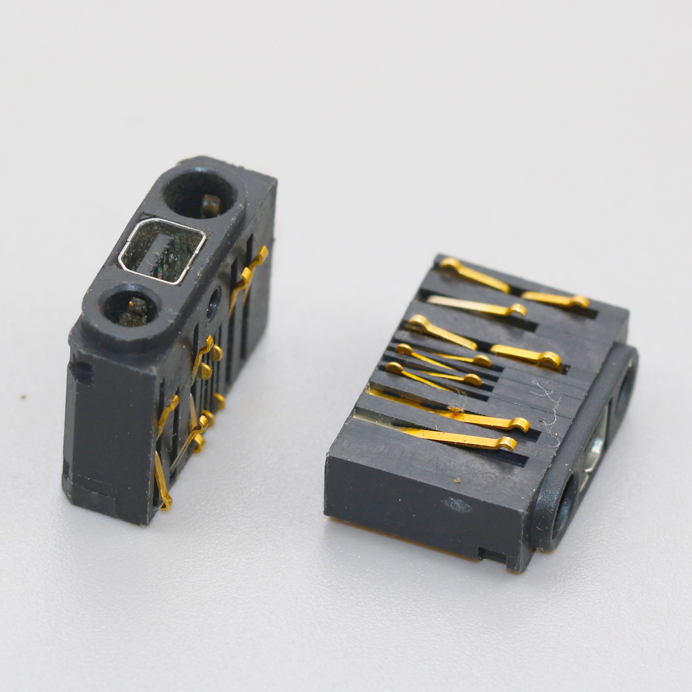 ChengHaoRan 1pc USB Charge Socket Charging Jack Connector Dock Port Plug For Nokia 1600 1110 2610 1110i 2630 6030 1112 1116