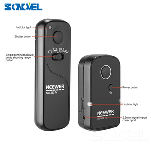 Image 3 - YP 860II L1 Wireless Shutter Remote for Panasonic DMC FZ50/FZ150/DMC 250S/DMC Z230/LC 1/L1/L10/G10/G3/G5/G7 DMW RS1