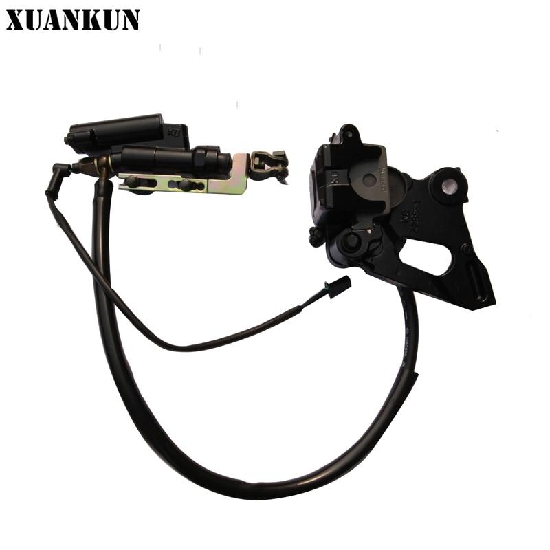 XUANKUN Motor / LF100-C Rear Hydraulic Brake Combination / Rear Brake Assembly цена и фото