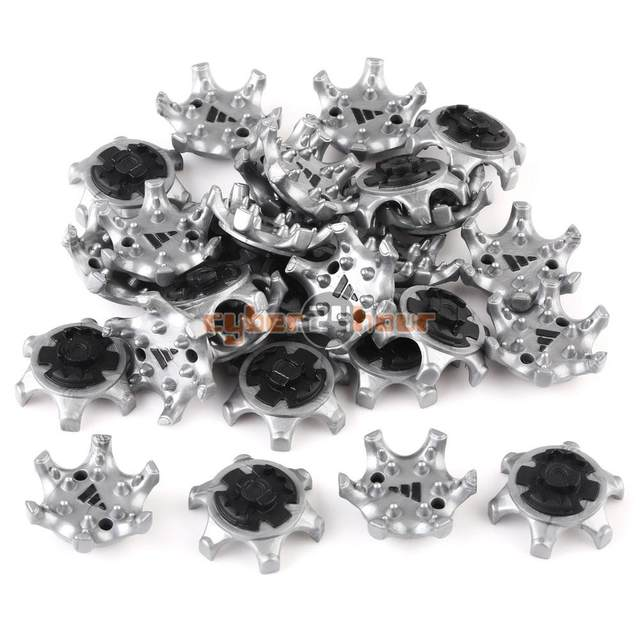 14 x Replacement Golf Spikes Pins 1 4 Turn Fast Twist Shoe Spikes For Adida a0c359577