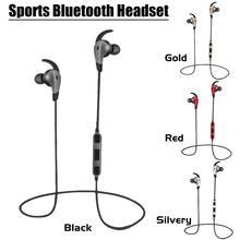 цена на Bluetooth Wireless Headphones Sport Earphone Earbuds earphones For iphone 6 6s Plus 7 8 7 Plus Mobile Phone Laptop PC Tablet