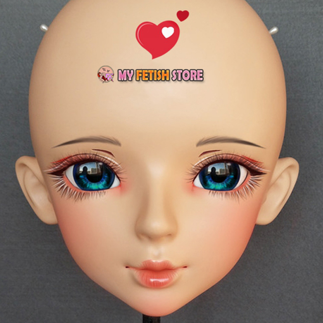 kigurumi bjd máscara cosplay anime japonês papel