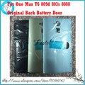 Для HTC One Max T6 809d 803 s 8088 Оригинальный Новый назад крышку корпуса чехол/крышка батареи двери Бесплатная доставка