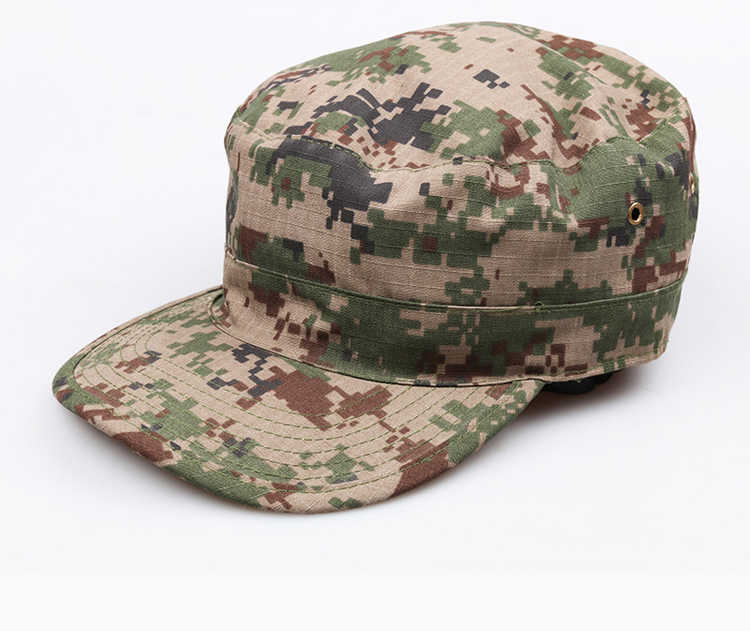 8a4b84790b882b ... Unisex Tactical Hunting Camouflage Cap Men Multicam Soldier Combat  Train Hat Outdoor Airsoft Paintball Army Caps
