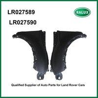 LR027589 & LR027590 Nova frente direita e esquerda fender carro flare para LR Range Rover Evoque Mudguards fender auto qualidade partes|car fender flares|fender flares|fender flares for cars -