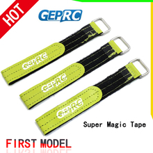 GEPRC Super Magic Tape Tie Battery Strap Ribbon Belt Wear-resistant 20*220mm Cable Holder for DIY RC