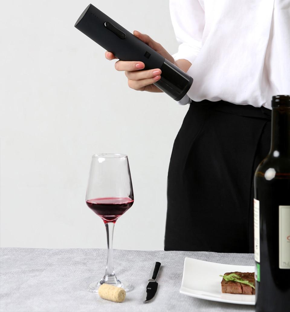 Xiaomi HUOHOU Electric Automatic Wine Bottle O p e n e r (8)