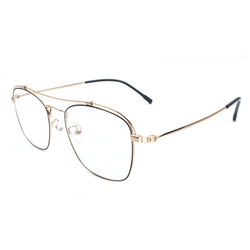 Handoer B5006 Optical Glasses Frame for Titanium Alloy Eyewear Full Rim Spectacles Prescription