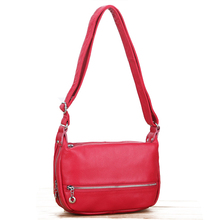 2014 NEW women handbag women messenger bags genuine leather Female cowhide real leather shoulder bag F022