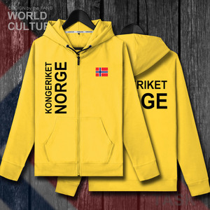 Image 4 - Norway Norge NOR Norwegian Nordmann NO mens fleeces hoodies winter jerseys coat men jackets and clothes nation country cardigan
