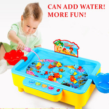 20 Fishes Add Water Electric Rotating Magnetic Magnet Fish Kid Child Educational Toy Go Fishing Game Children Interactive Game#-in Fishing Toys from Toys & Hobbies on Aliexpress.com | Alibaba Group
