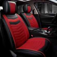 Сиденья автомобиля чехлы аксессуары подкладке для Citroen C5 DS5 Xsara Picasso Berlingo 2009 2008 2007 2006