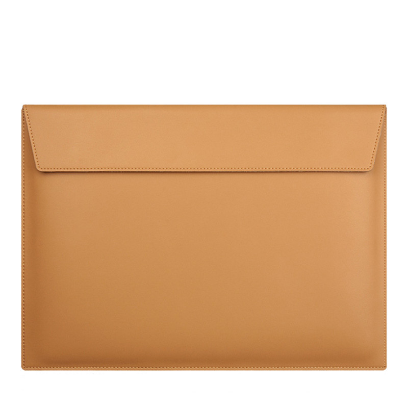 BinFul Newest Fashion Waterproof PU Leather Sleeve Case For Macbook Air 11 12 13.3  Retina 13.3 15.4 , Laptop Bag Pouch